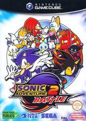 Jaquette Sonic Adventure 2 Battle
