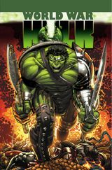Couverture World War Hulk