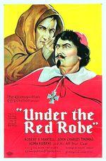 Affiche Sous la Robe Rouge