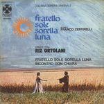 Pochette Fratello sole sorella luna / Incontro con Chiara (Single)