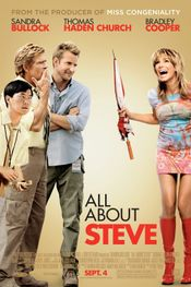 Affiche All About Steve