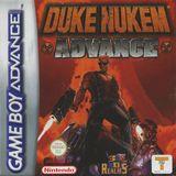 Jaquette Duke Nukem Advance