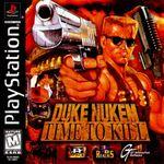 Jaquette Duke Nukem : Time to Kill