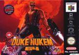 Jaquette Duke Nukem 64