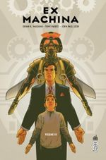 Couverture Ex Machina, tome 3
