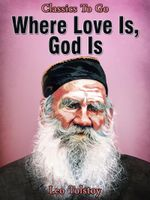 Couverture Where Love Is, God Is