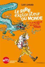 Couverture Fintan Fedora, le pire explorateur du monde - tome 2