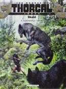 Couverture Skald - Les Mondes de Thorgal : Louve, tome 5