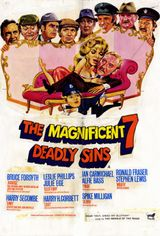 Affiche The Magnificent Seven Deadly Sins