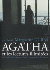 Affiche Agatha et les lectures illimitées