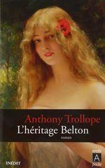 Couverture L'Héritage Belton