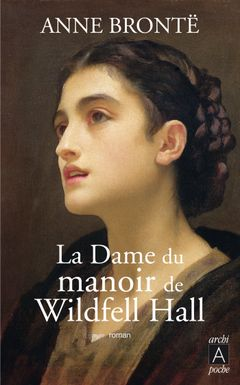Couverture La dame du manoir de Wildfell Hall