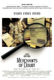 Affiche Merchants of Doubt