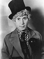 Photo Harpo Marx