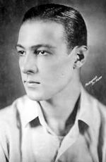 Photo Rudolph Valentino