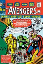 Couverture The Avengers (1963 - 1996)