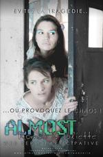 Affiche Almost Roméo et Juliette