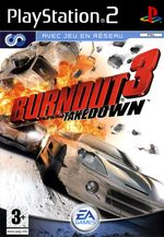 Jaquette Burnout 3 : Takedown