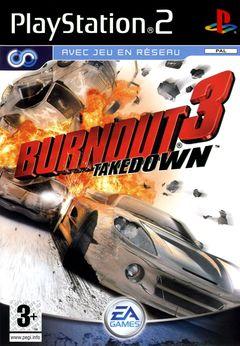 Jaquette Burnout 3: Takedown