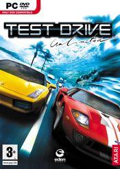 Jaquette Test Drive Unlimited
