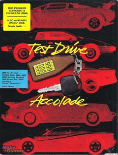 Jaquette Test Drive