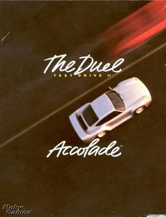 Jaquette The Duel : Test Drive II