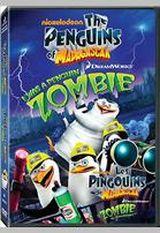 Affiche les Pingouins de Madagascar - Le zombie du commandant