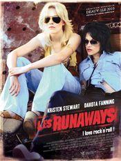 Affiche Les Runaways