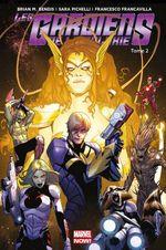 Couverture Angela - Les Gardiens de la Galaxie (2013), tome 2