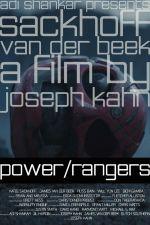 Affiche Power/Rangers