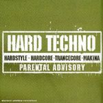 Pochette Hard Techno, Volume 1