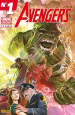 Couverture Qui a tué Hulk ? - Avengers Universe, tome 18