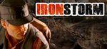 Jaquette Iron Storm