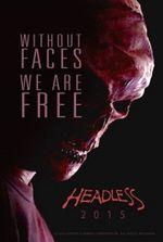 Affiche Headless