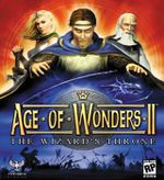 Jaquette Age of Wonders 2 : The Wizard's Throne