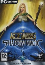 Jaquette Age of Wonders : Shadow Magic