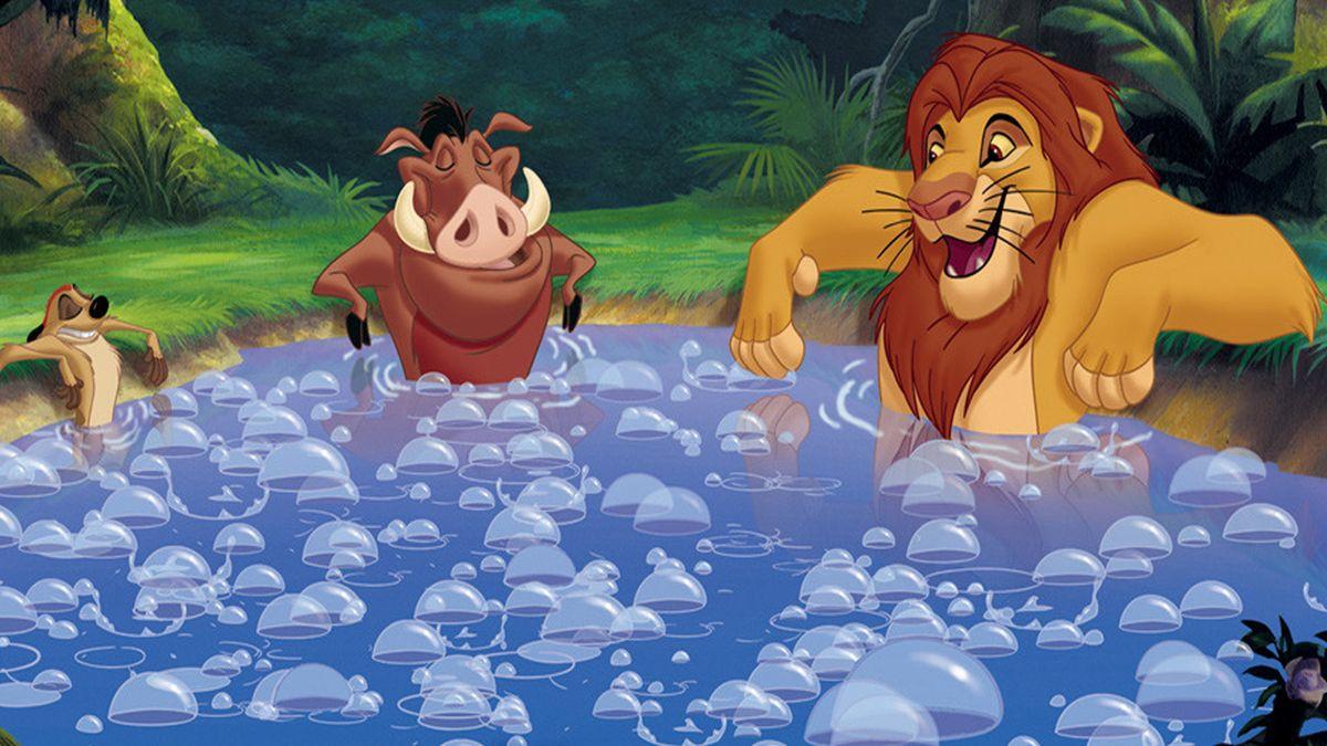Le roi lion 3 hakuna matata film dtv 2004 senscritique - Voir le roi lion ...