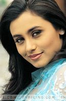 Photo Rani Mukherjee