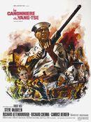 Affiche La Canonnière du Yang-Tsé