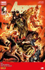 Couverture Le Clou de fer - Avengers Universe, tome 20