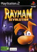 Jaquette Rayman Revolution