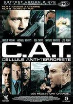 Affiche C.a.t. (cellule anti-terroriste) : chasse à l'homme
