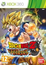 Jaquette Dragon Ball Z : Ultimate Tenkaichi