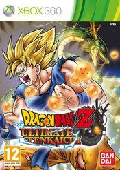 Jaquette Dragon Ball Z : Ultimate Tenkaichi