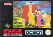 Jaquette The Addams Family: Pugsley's Scavenger Hunt