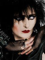 Photo Siouxsie Sioux