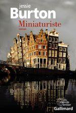 Couverture Miniaturiste