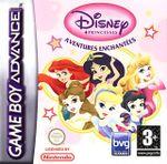 Jaquette Disney Princesses : Aventures Enchantées