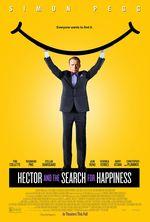 Affiche Hector et la recherche du bonheur