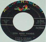 "Pochette You Need Hands / Dormi‐Dormi‐Dormi (from the Paramount Pict. ""Rockabye Baby"") (Single)"